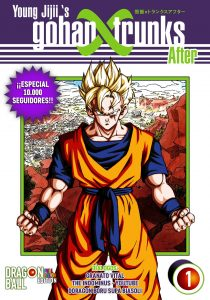 Dragon Ball Z Gohan x Trunks After [03/??] [MANGA] [MEGA] [PDF]