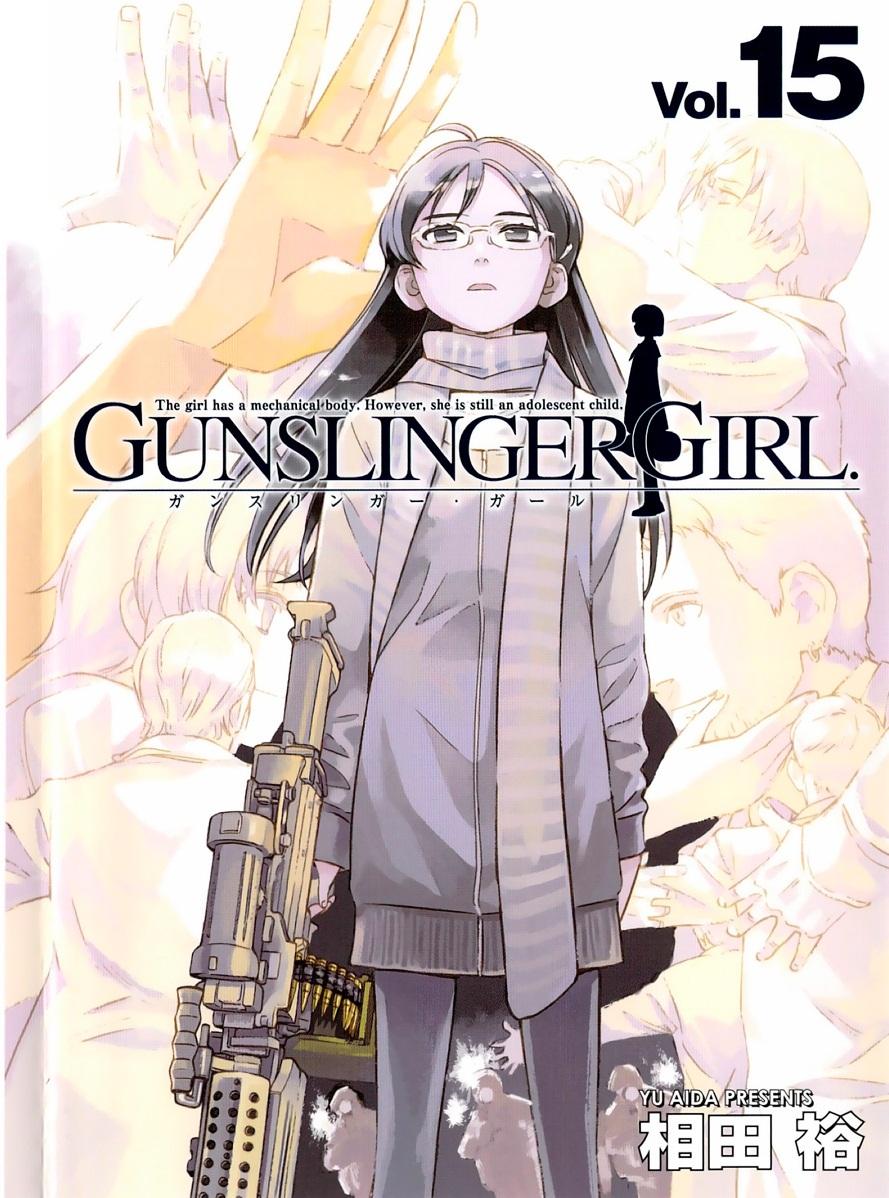 Descargar Gunslinger Girl en PDF por mega manga completo subtitulado en español