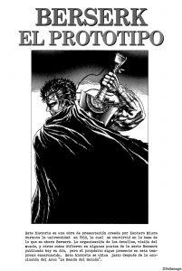 Berserk The Prototype [01/01] [MANGA] [MEGA-MEDIAFIRE] [PDF]