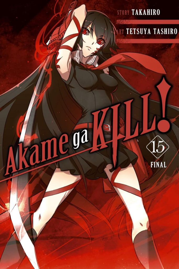 Akame ga Kill! [15/15] [MANGA] [MEGA-MEDIAFIRE] [PDF]