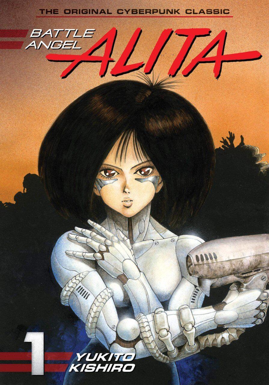 Descargar manga de Alita Battle Angel en PDF por Mega y Mediafire completo en español