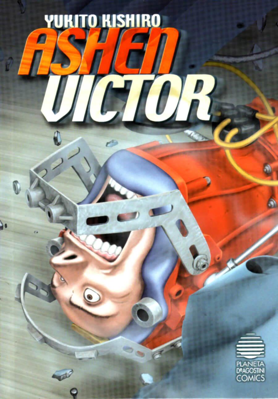 Descargar manga de Ashen Victor en PDF por Mega y Mediafire completo en español