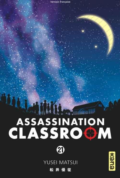 Assassination Classroom [21/21] [MANGA] [MEGA-MEDIAFIRE] [PDF]