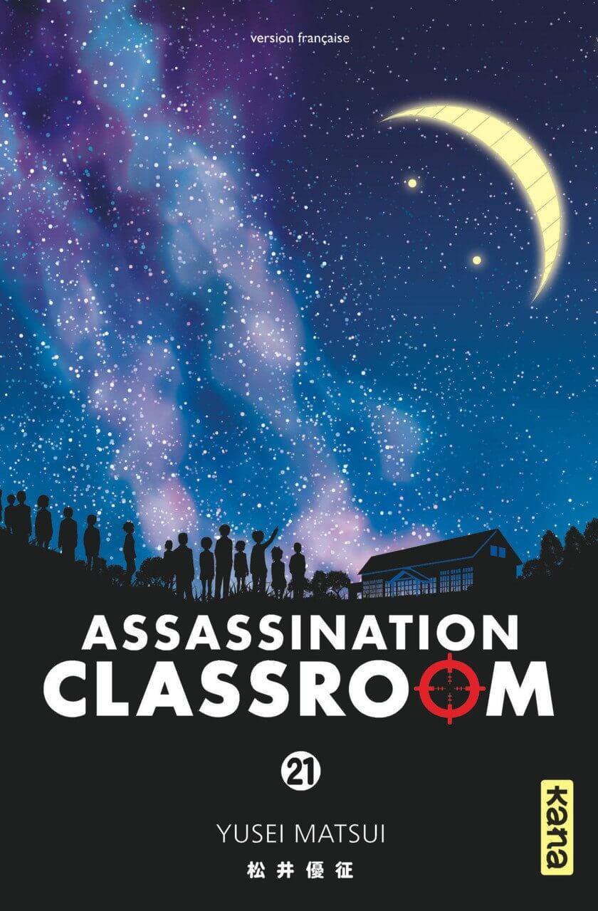 Descargar Assassination Classroom en PDF por Mega y Mediafire manga completo en español