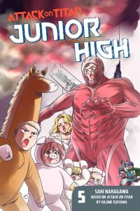 Attack on Titan Junior High [Ingles] [05/05] [MANGA] [MEGA-MEDIAFIRE] [PDF]