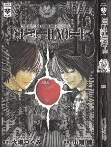 Descargar manga de Death Note en PDF por Mega y Mediafire manga completo en español