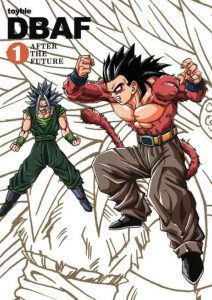 Dragon Ball AF (ATF) [05/05] [MANGA] [MEGA-MEDIAFIRE] [PDF]