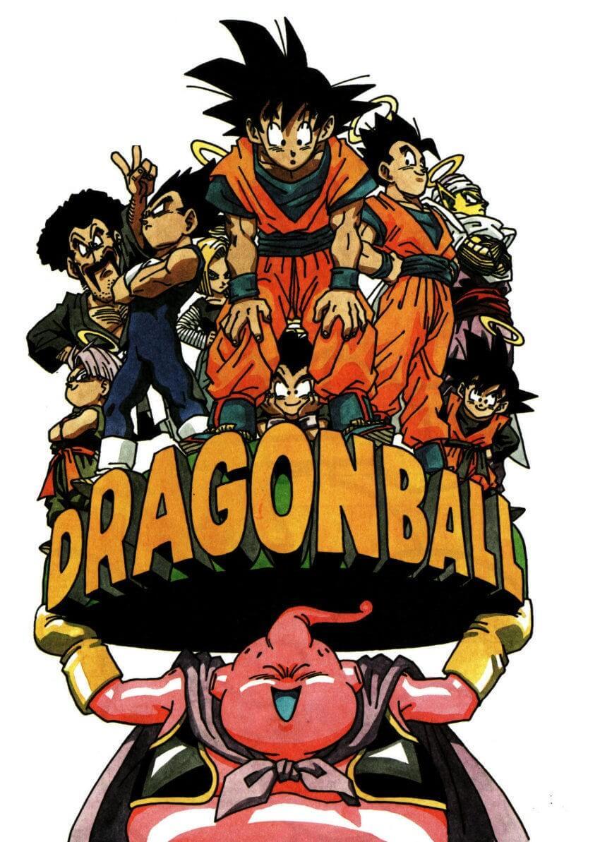 Descargar manga de Dragonball en PDF por Mega y Mediafire completo en español