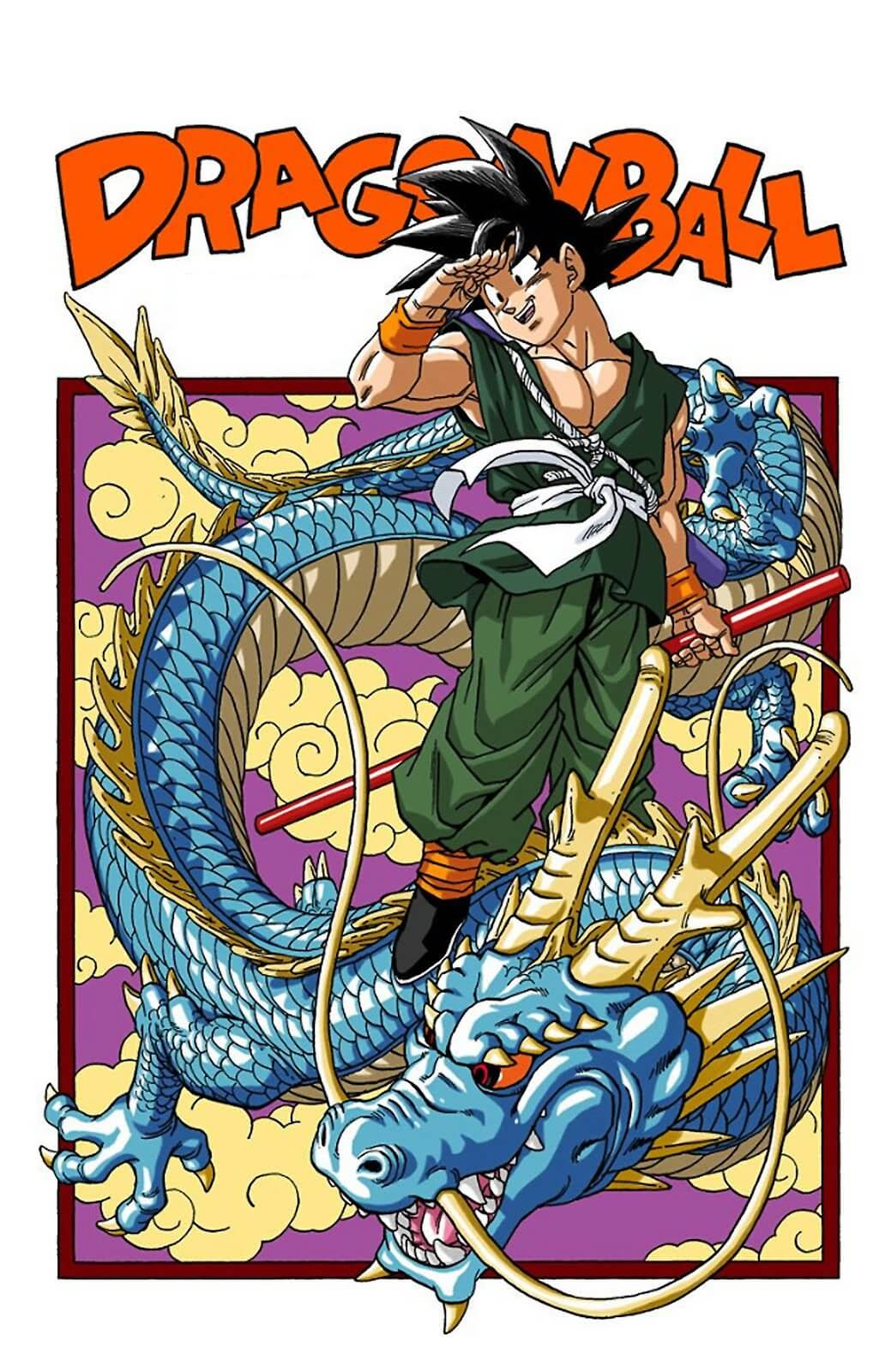 Descargar manga de Dragonball a Color en PDF por Mega y Mediafire manga completo en español a color