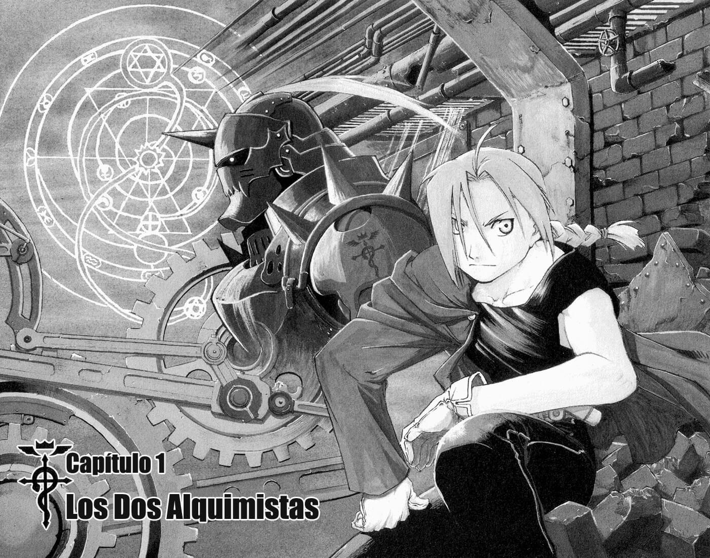 manga full metal alchemist descargar antivirus