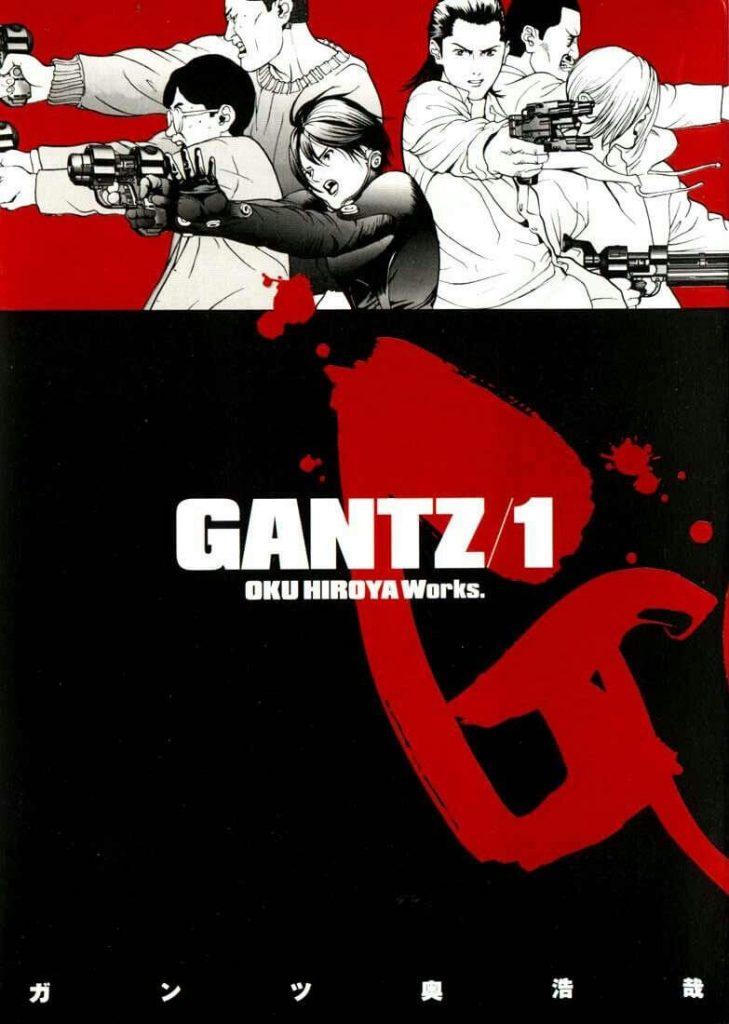 Gantz [37/37 + Especiales] [MANGA] [MEGA-MEDIAFIRE] [PDF]