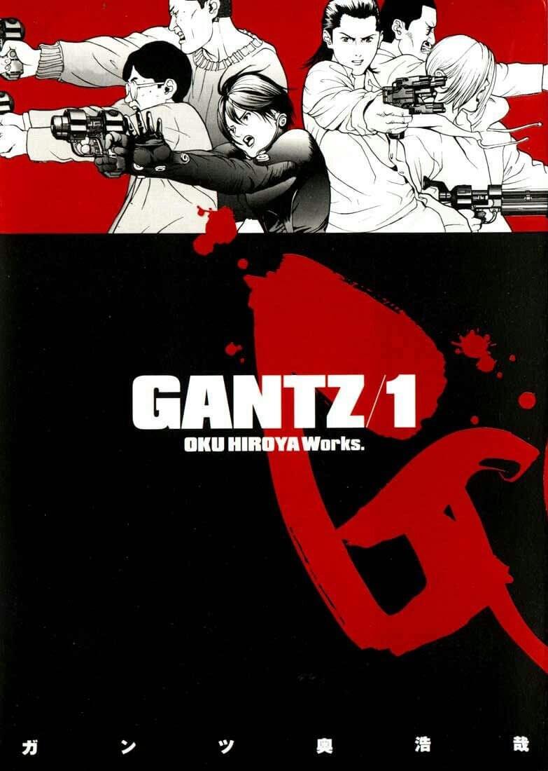 Descargar Gantz en PDF por Mega manga completo en español