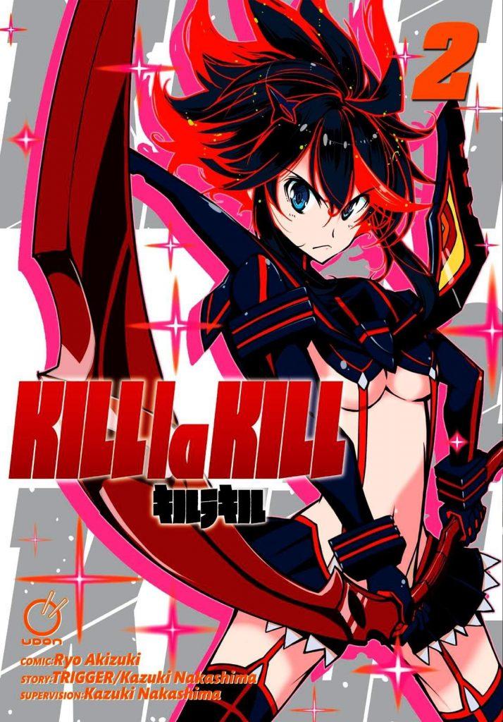 Kill la Kill [03/03] [MANGA] [MEGA-MEDIAFIRE] [PDF]