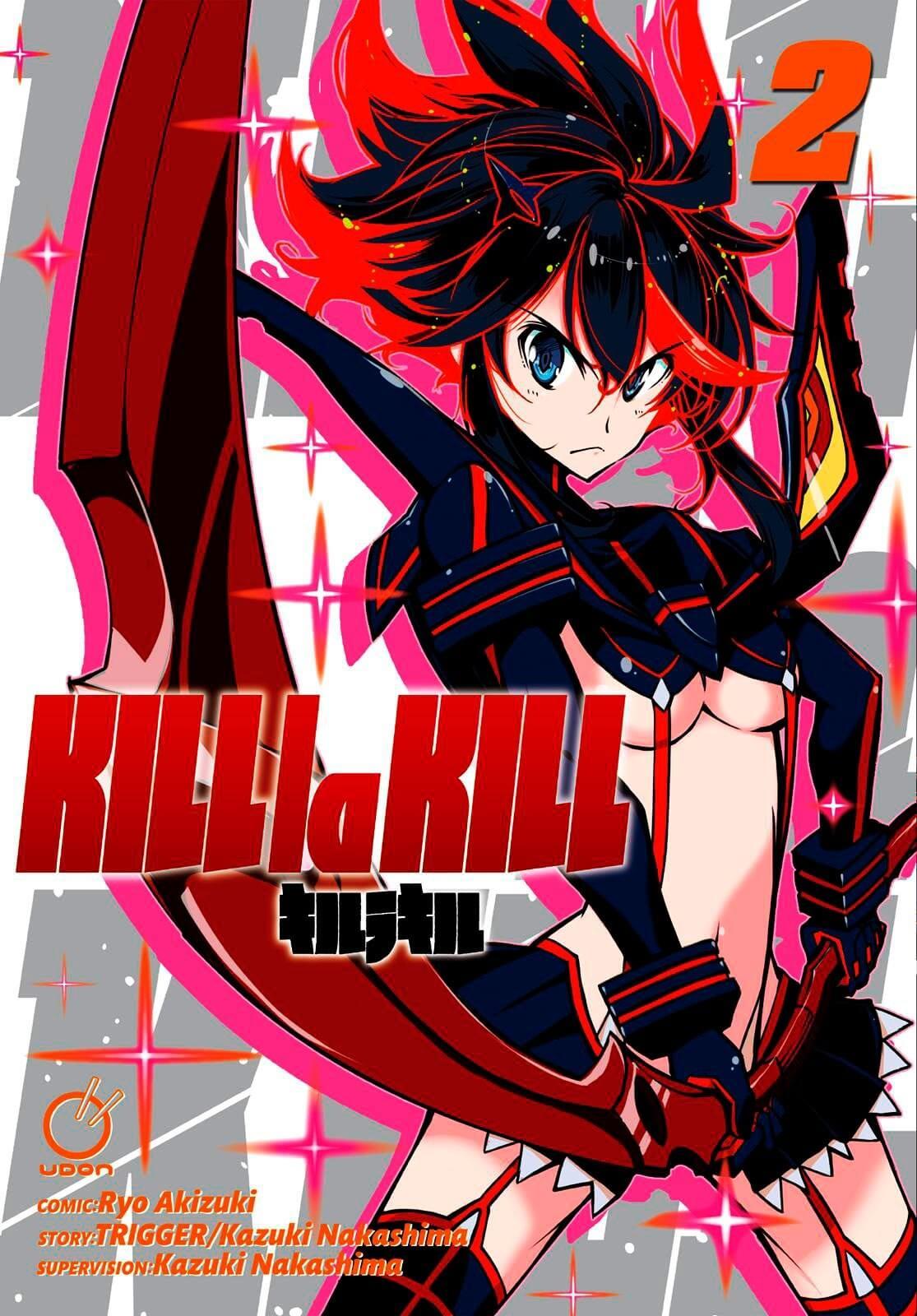 Descargar manga de Kill la Kill en PDF por mega mana completo en español
