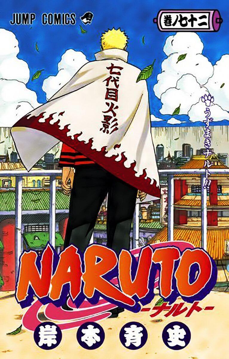 Descargar manga de Naruto en PDF por mega completo en español