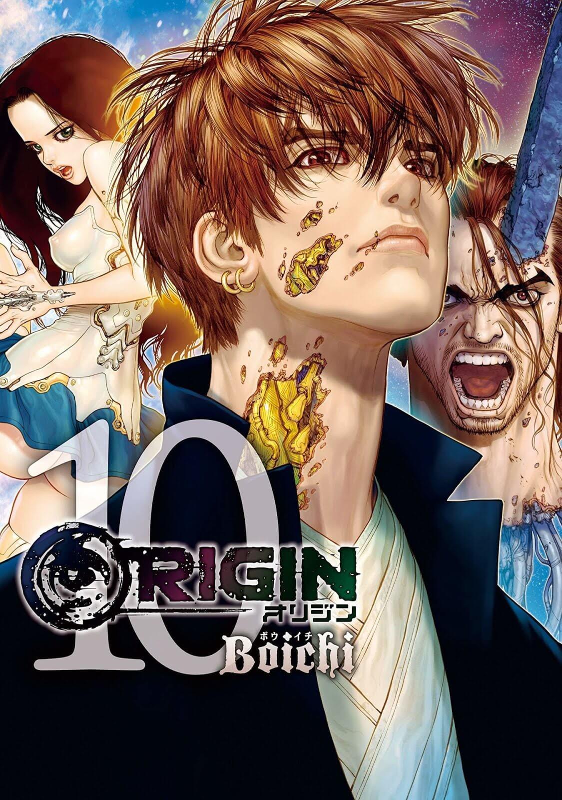 Descargar manga de Origin en PDF por Mega y Mediafire manga completo en español