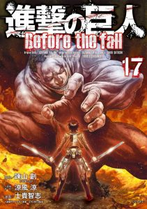 Descargar manga de Shingeki no Kyojin Before the Fall en PDF por Mega y Mediafire manga completo en español