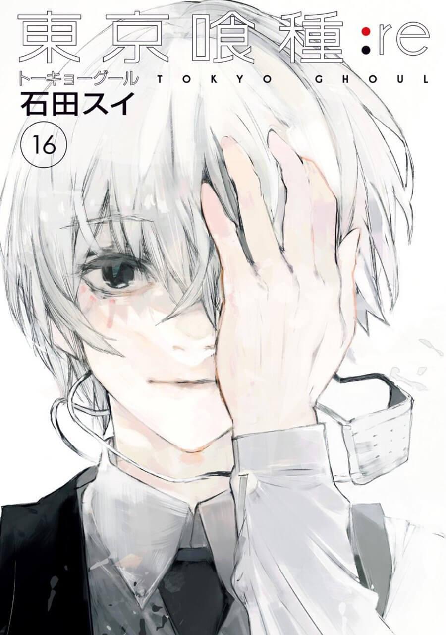 Descargar manga de Tokyo Ghoul re en PDF por mega completo en español