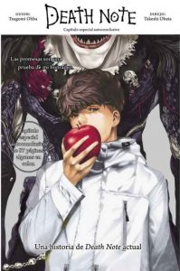 Death Note 2020 [01/01] [MANGA] [MEGA-MEDIAFIRE] [PDF]