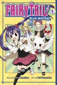 Fairy Tail Blue Mistral [04/??] [MANGA] [MEGA-MEDIAFIRE] [PDF]