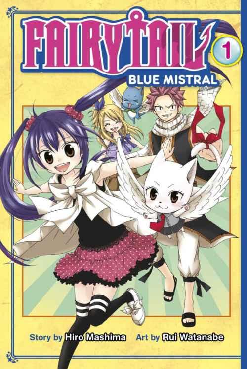 Fairy Tail Blue Mistral [04/??] [MANGA] [MEGA-MEDIAFIRE] [PDF]