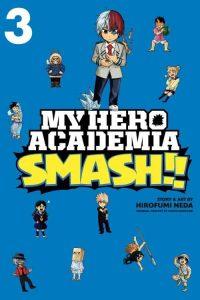 My Hero Academia SMASH!! [57/??] [MANGA INGLES] [MEGA-MEDIAFIRE] [PDF]
