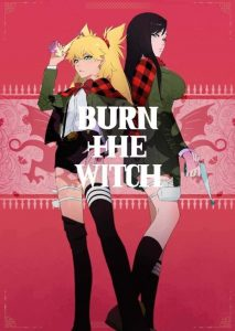 Burn The Witch [01/01] [MANGA] [MEGA-MEDIAFIRE] [PDF]