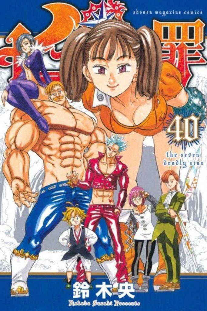 Nanatsu no Taizai [346/346 + Especiales] [MANGA] [MEGA-MEDIAFIRE] [PDF]