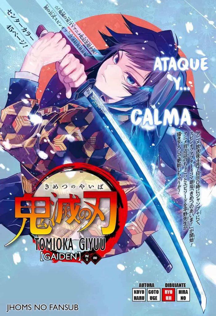 Kimetsu-no-Yaiba-Tomioka-Giyuu-Gaiden-1-701x1024 - Kimetsu no Yaiba Tomioka Giyuu Gaiden [01/01] [PDF] [Manga] [MediaFire] - Manga [Descarga]