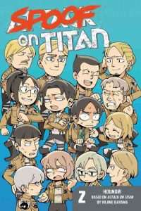 Shingeki No Kyojin Spoof on Titan [55/??] [MANGA] [MEGA-MEDIAFIRE] [PDF]
